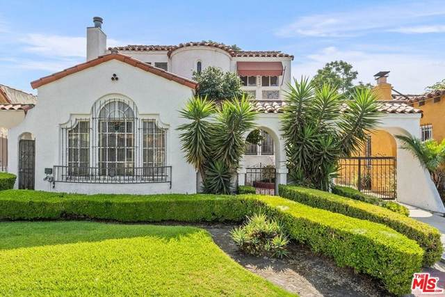4310 7Th Avenue, Los Angeles (City), CA 90008 (#21765100) :: Eight Luxe Homes