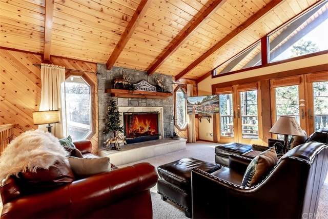1690 Wolf Road, Big Bear, CA 92314 (#PW21153711) :: Cochren Realty Team | KW the Lakes