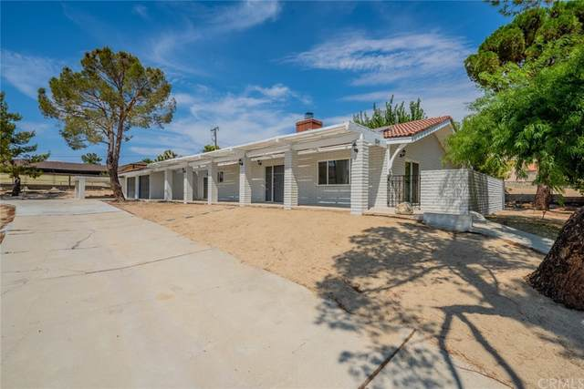 7534 San Remo, Yucca Valley, CA 92284 (#IV21162967) :: Steele Canyon Realty