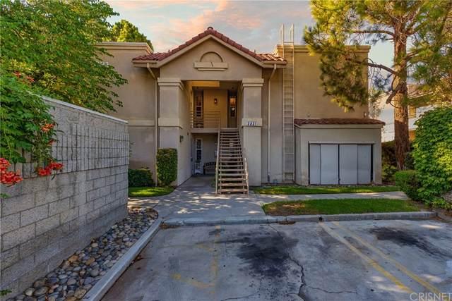 2821 W Avenue K12 #215, Lancaster, CA 93536 (#SR21162969) :: Steele Canyon Realty