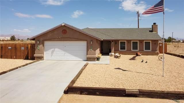 8825 Xavier Avenue, California City, CA 93505 (#SR21162970) :: Mark Nazzal Real Estate Group