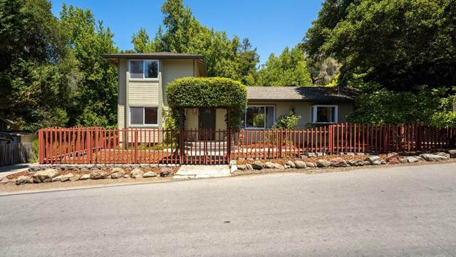 265 Cuesta Real, Outside Area (Inside Ca), CA 94020 (#ML81855305) :: Re/Max Top Producers