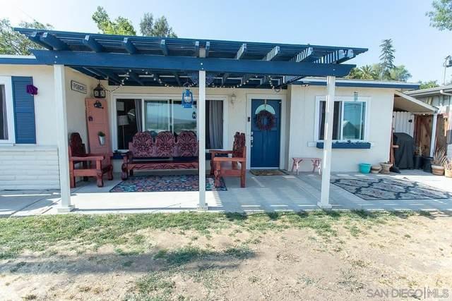 8439 Prospect Ave, Santee, CA 92071 (#210021001) :: Jett Real Estate Group