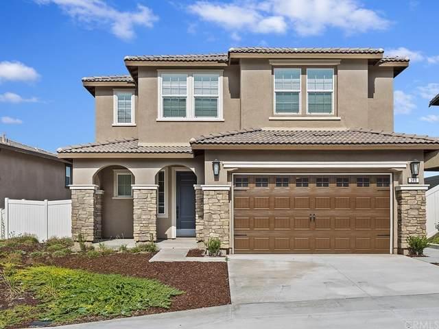 346 Ventasso Way, Fallbrook, CA 92028 (#SW21162998) :: Mainstreet Realtors®