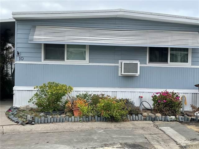 32302 Alipaz Street #10, San Juan Capistrano, CA 92675 (#OC21162610) :: Pam Spadafore & Associates