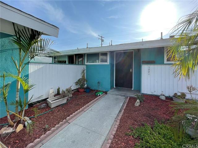 1321 N Gilbert Street, Anaheim, CA 92801 (#PW21163034) :: Cochren Realty Team | KW the Lakes