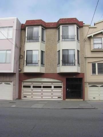 428 22nd Avenue, San Francisco, CA 94121 (#ML81852895) :: Re/Max Top Producers