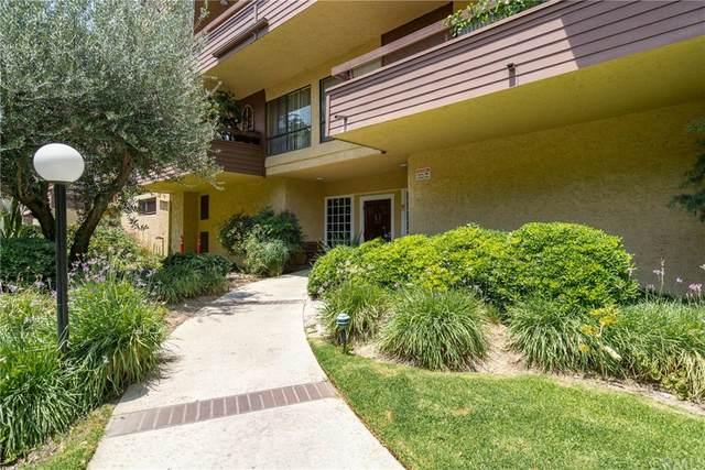 444 Piedmont Avenue #317, Glendale, CA 91206 (#RS21163005) :: Jett Real Estate Group