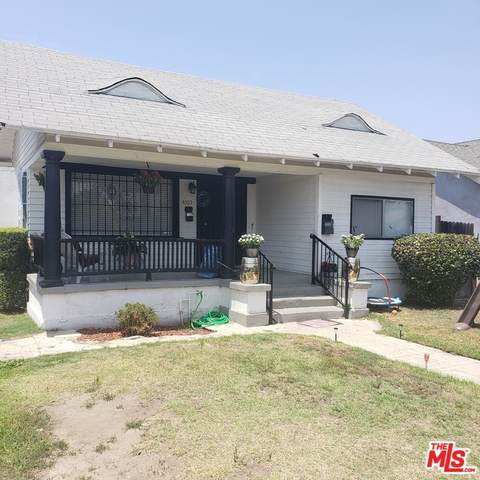 4605 Arlington Avenue, Los Angeles (City), CA 90043 (#21765118) :: Rogers Realty Group/Berkshire Hathaway HomeServices California Properties