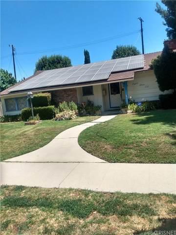 8500 Belmar Avenue, Northridge, CA 91324 (#SR21163065) :: Rogers Realty Group/Berkshire Hathaway HomeServices California Properties