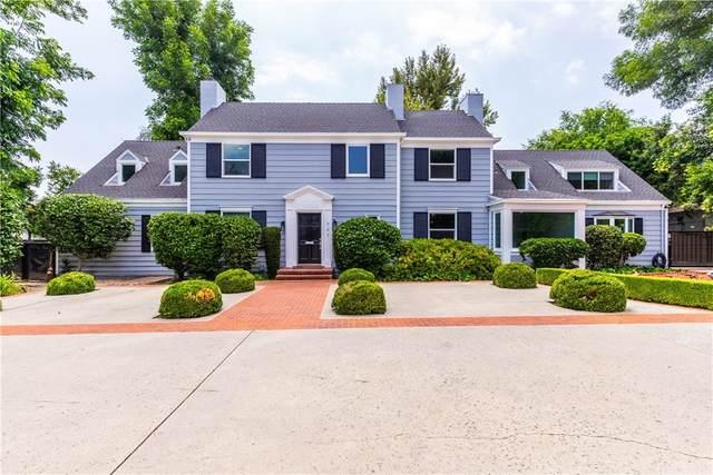 721 Madre Street, Pasadena, CA 91107 (#WS21163064) :: Rogers Realty Group/Berkshire Hathaway HomeServices California Properties