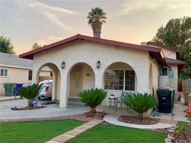 588 Roberds Avenue, San Bernardino, CA 92411 (#IG21162806) :: Rogers Realty Group/Berkshire Hathaway HomeServices California Properties