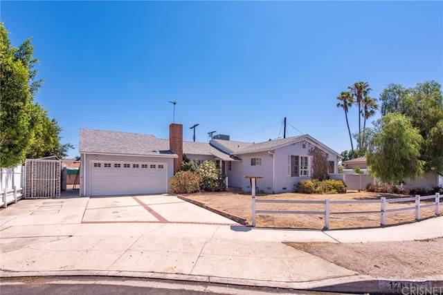 12616 Solvang Street, North Hollywood, CA 91605 (MLS #SR21163107) :: CARLILE Realty & Lending