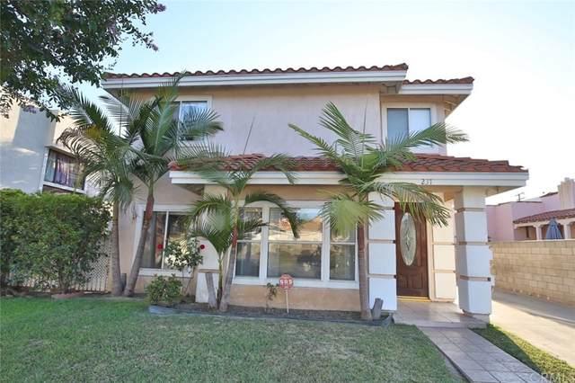 237 S Del Mar Avenue, San Gabriel, CA 91776 (#AR21163024) :: Robyn Icenhower & Associates