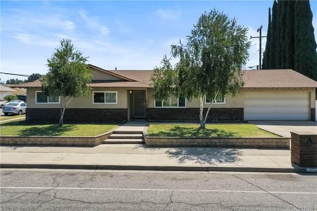 1342 1st Street, Simi Valley, CA 93065 (#SR21161191) :: Millman Team