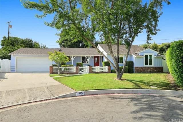1625 Watson Drive, Arcadia, CA 91006 (#AR21162247) :: The Alvarado Brothers