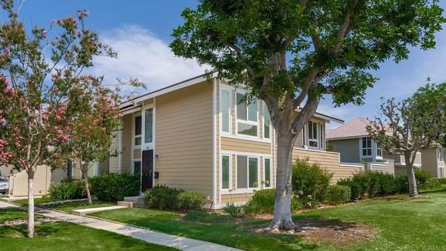 80 Kazan Street #37, Irvine, CA 92604 (#PTP2105231) :: Team Tami