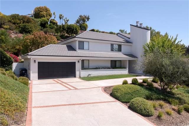 3824 Malibu Country Drive, Malibu, CA 90265 (#OC21160016) :: Team Tami