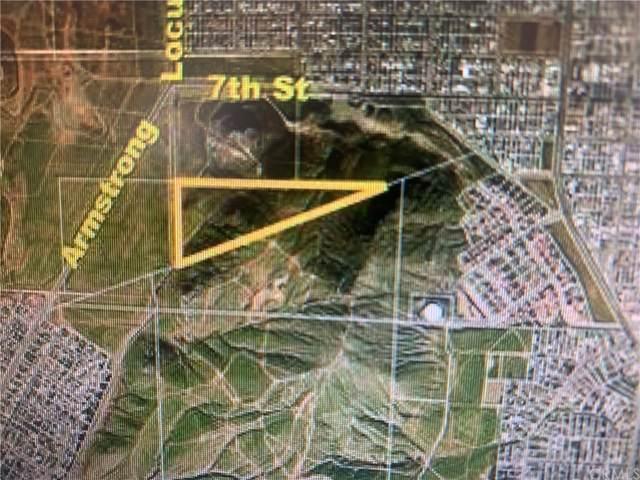 0 Armstrong, Fontana, CA 99999 (#AR21163139) :: Corcoran Global Living