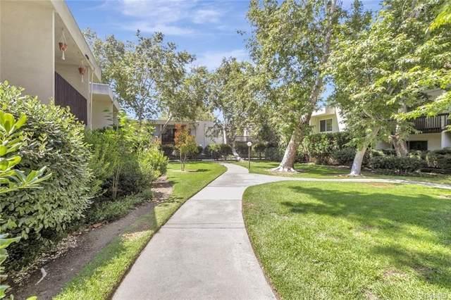 23515 Lyons Avenue #258, Valencia, CA 91355 (#SR21163154) :: Realty ONE Group Empire