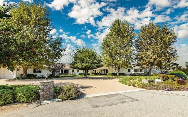 5 Lower Blackwater Cyn Road, Rolling Hills, CA 90274 (#PV21163162) :: Corcoran Global Living