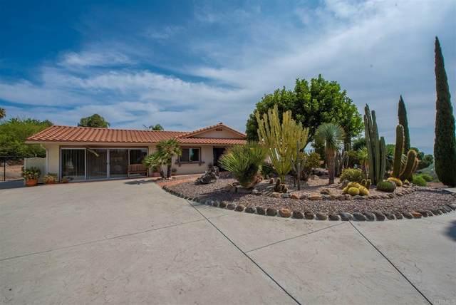 9802 Cielo Vista, Escondido, CA 92026 (#NDP2108684) :: Mark Nazzal Real Estate Group