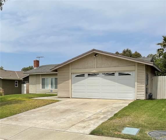 2532 S Arcadian Shores Road, Ontario, CA 91761 (#SB21163079) :: Mark Nazzal Real Estate Group