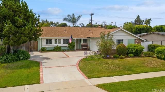 1816 Evergreen Avenue, Fullerton, CA 92835 (#PW21162851) :: Mark Nazzal Real Estate Group
