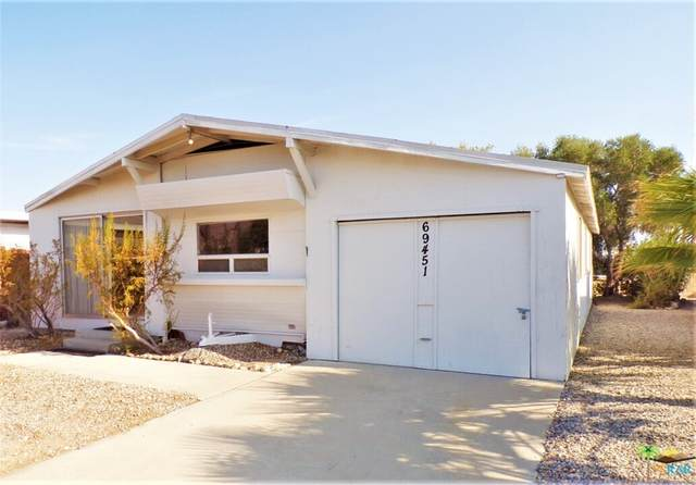 69451 Crestview Drive, Desert Hot Springs, CA 92241 (MLS #21764934) :: CARLILE Realty & Lending