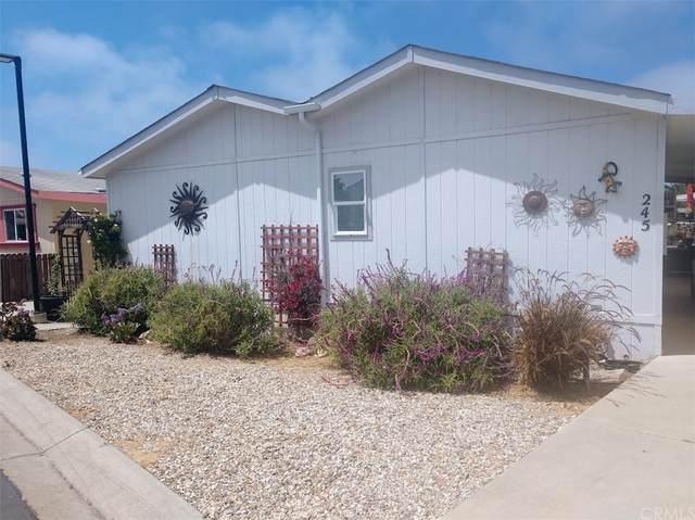 765 Mesa View Drive #245, Arroyo Grande, CA 93420 (#PI21163216) :: Jett Real Estate Group