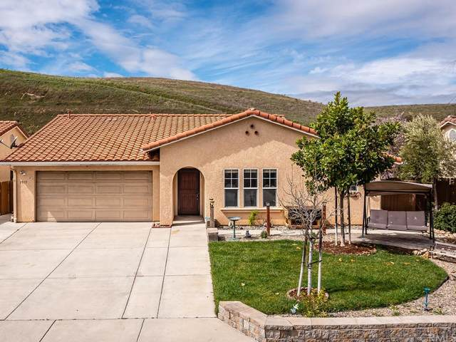 1915 San Buenaventura Way, San Miguel, CA 93451 (#SW21163247) :: The Costantino Group | Cal American Homes and Realty