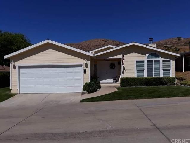 33105 Santiago Road #133, Acton, CA 93510 (#SR21162964) :: Legacy 15 Real Estate Brokers