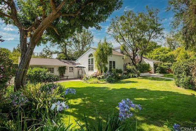 11 Dapplegray Lane, Rolling Hills Estates, CA 90274 (#PV21163306) :: Millman Team