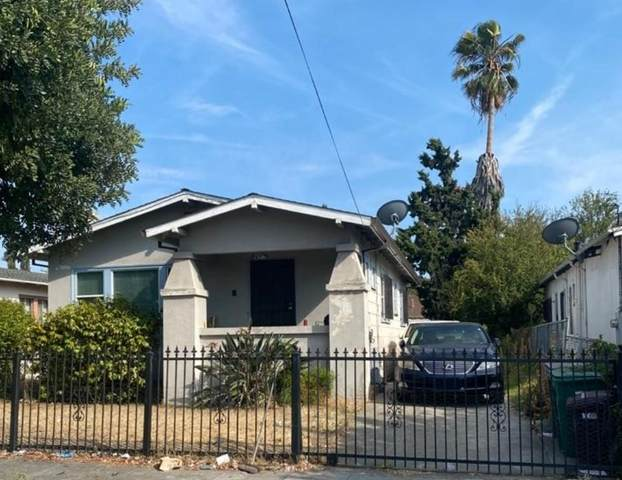 1506 80th Avenue, Oakland, CA 94621 (#ML81855344) :: The Costantino Group | Cal American Homes and Realty