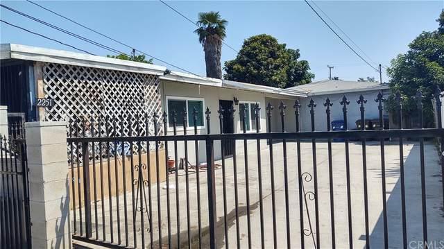 2251 Bryce Road, El Monte, CA 91732 (#SW21162994) :: Mainstreet Realtors®
