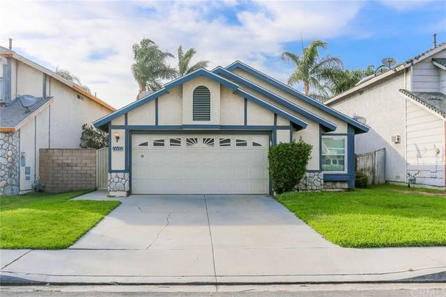 14492 El Contento Avenue, Fontana, CA 92337 (#IG21163321) :: McKee Real Estate Group Powered By Realty Masters & Associates