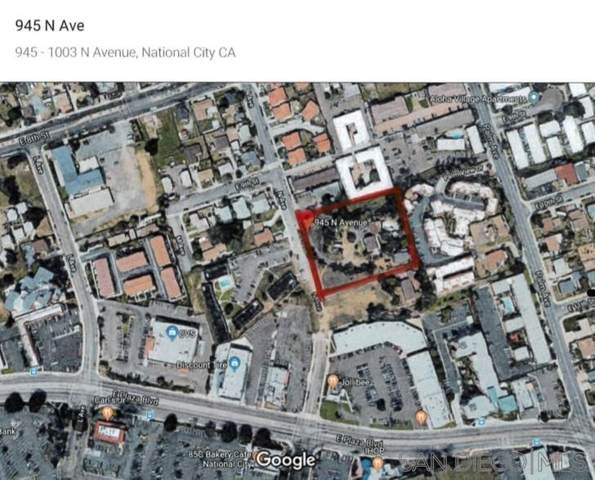 945 N Ave, National City, CA 91950 (#210020585) :: Eight Luxe Homes