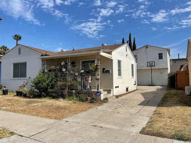 4628 30 Norwood Street, San Diego, CA 92115 (#PTP2105233) :: Jett Real Estate Group