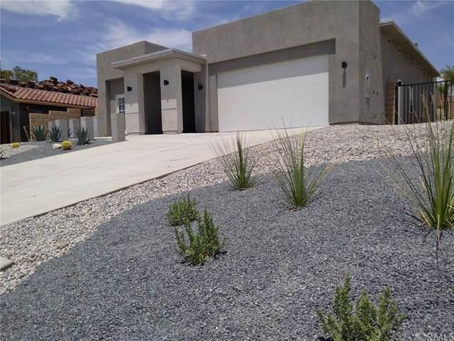 66570 Ocotillo Road, Desert Hot Springs, CA 92240 (MLS #IV21163358) :: CARLILE Realty & Lending