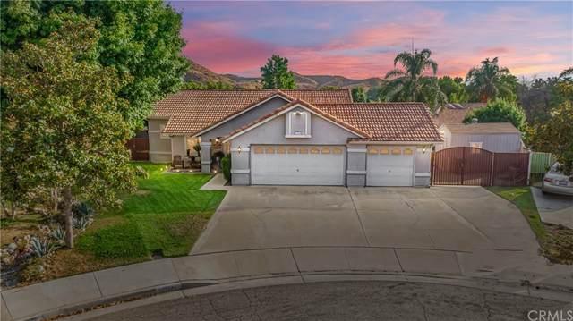 1564 Napa Court, San Jacinto, CA 92583 (#IG21163371) :: The Costantino Group | Cal American Homes and Realty