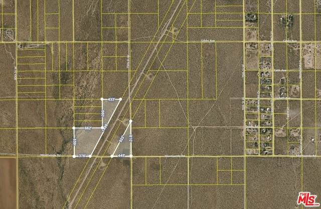 0 75 Street W. And Montiverde Road, Rosamond, CA 93560 (#21765252) :: Mark Nazzal Real Estate Group