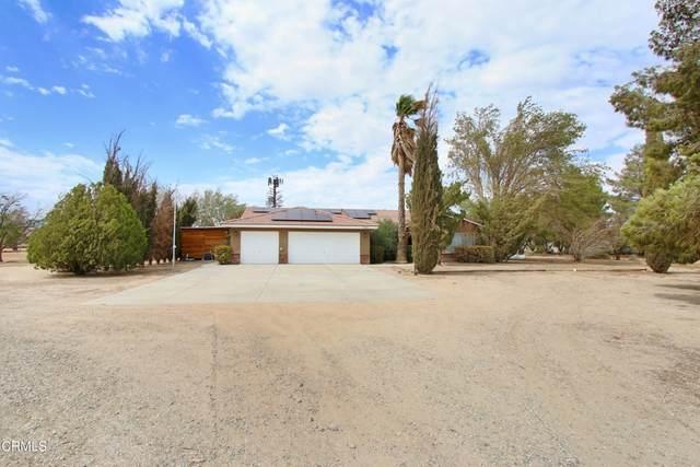 8343 W Avenue C10, Lancaster, CA 93536 (#P1-5901) :: Mark Nazzal Real Estate Group