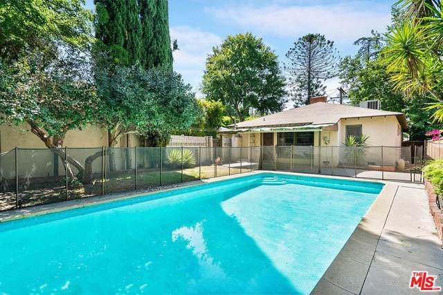 12701 Kling Street, Studio City, CA 91604 (#21764410) :: Jett Real Estate Group