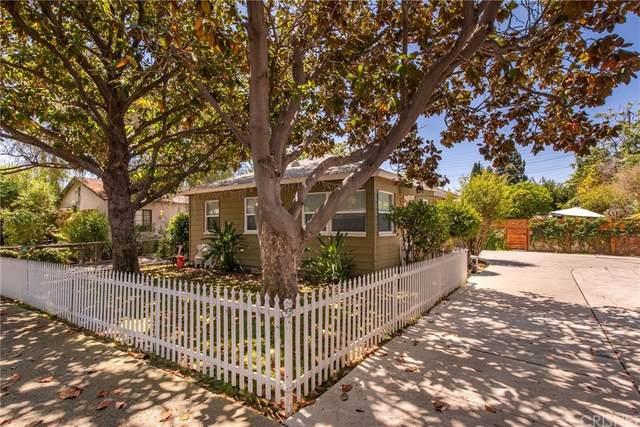 4281 Revere Place, Culver City, CA 90232 (#SR21161585) :: Jett Real Estate Group