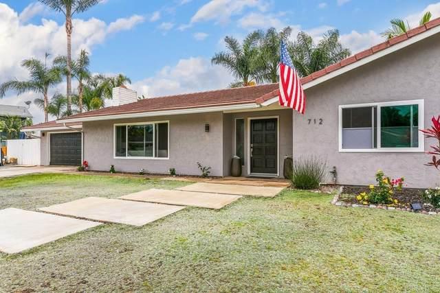 712 Calle Regal, Encinitas, CA 92024 (#NDP2108688) :: Jett Real Estate Group