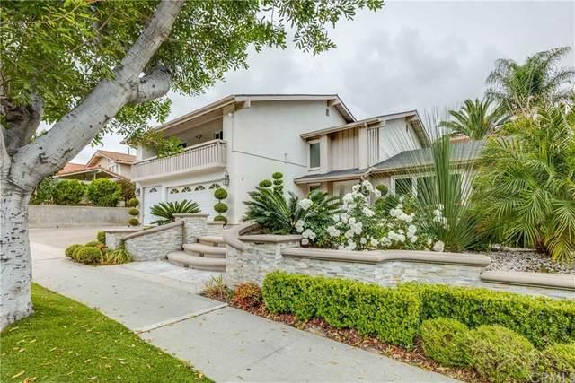 921 Sandlewood Avenue, La Habra, CA 90631 (#RS21163370) :: Jett Real Estate Group