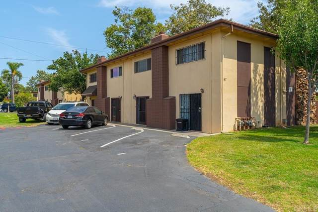 467 Colorado Ave B, Chula Vista, CA 91910 (#PTP2105238) :: Doherty Real Estate Group