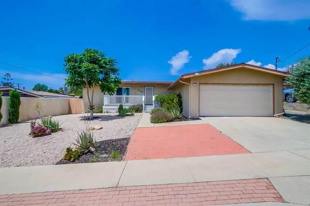 9390 Sisson Street, La Mesa, CA 91942 (#NDP2108692) :: Latrice Deluna Homes