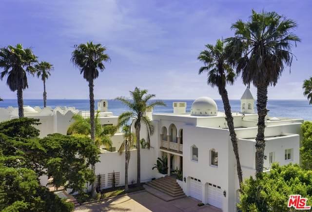 871 Sand Point Road, Carpinteria, CA 93013 (#21765288) :: Jett Real Estate Group