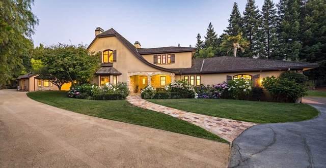 327 Stockbridge Avenue, Atherton, CA 94027 (#ML81855380) :: Mark Nazzal Real Estate Group